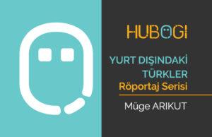 Yurt Dışındaki Türkler Müge Arıkut