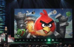 Angry Birds Geliştiricisi Rovio
