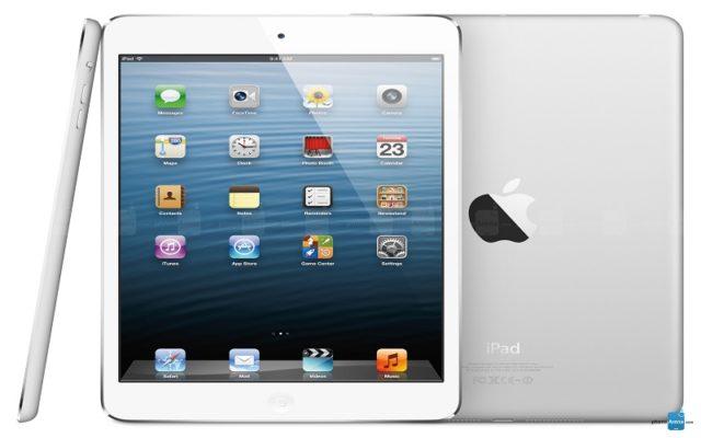 Apple, Mart'ta iPad modelleri