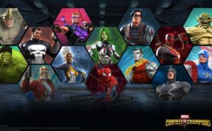 Netmarble, Kabam'ın Marvel Contest of Champions