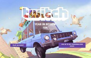 Twitch 2016