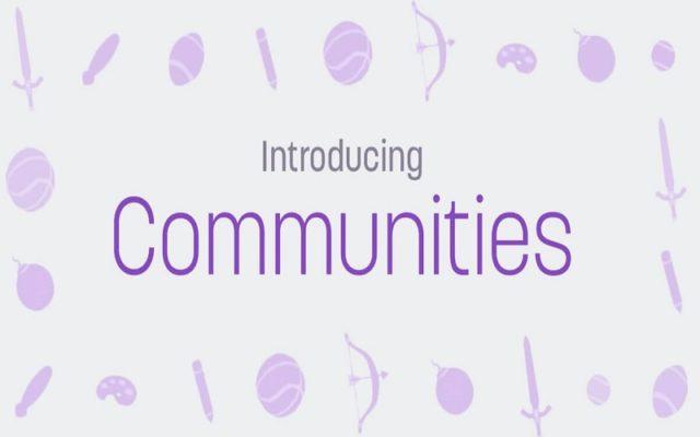 Twitch Communities