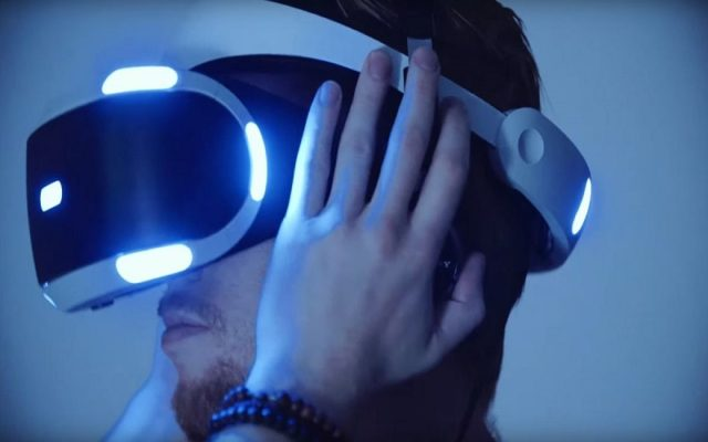 Playstation VR - PSVR