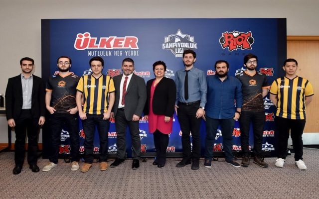 Ülker League of Legends Şampiyonluk Ligi'
