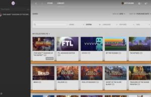 GOG Galaxy Beta Süreci