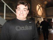 Palmer Luckey OculusVR ve Facebook