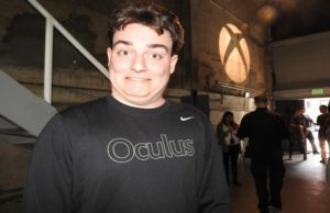 Palmer Luckey OculusVR ve Facebook