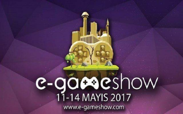 E-Gameshow 11 - 14 Mayıs'ta Ankara Hacettepe'de