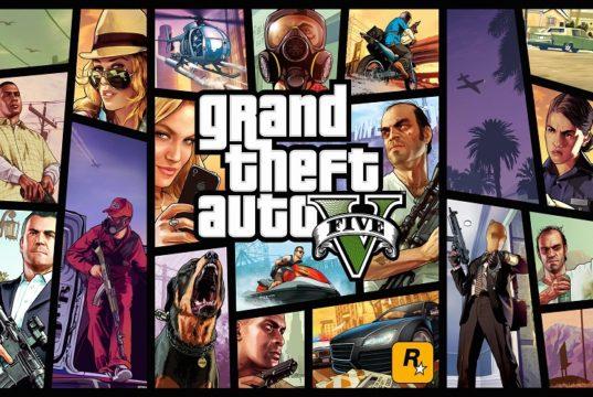 Grand Theft Auto 5 Satış Rekorlarına Devam Ediyor