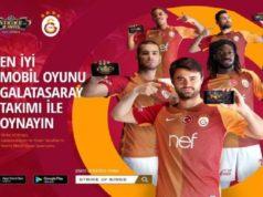 Galatasaray Mobilde Strike of Kings