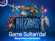 Blizzard Türkiye Distribütörü Game Sultan