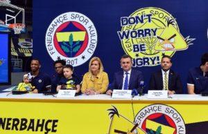 Fenerbahçe ve Rovio Lisans Anlaşması