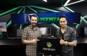 Monster Notebook Ve Gaming in Turkey Stratejik Partnerlik