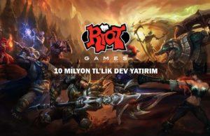 League of Legends Sunucuları Türkiye'ye Taşındı