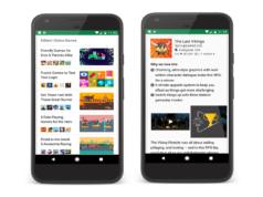 Google Play Store Küratörlere Emanet