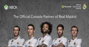 Real Madrid Konsolda Partnerini Seçti, XBOX