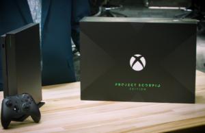 Xbox One X Scorpio Edition Türkiye Fiyatı