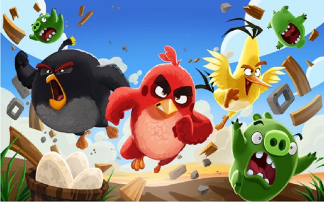 Angry Birds Borsa Yolunda mı?