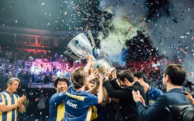 League Of Legends Türkiye Büyük Finali 2017