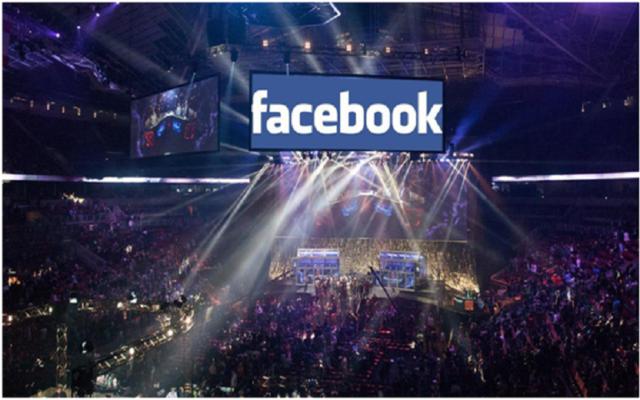 Facebook e-Spor Yayınlarında En Büyük Olmak İstiyor