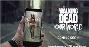 The Walking Dead Augmented Reality ile Mobil Oyun Oluyor