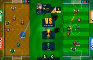 Türk Yapıcımlardan Soccer Arena Online