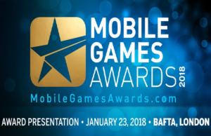 2018 Mobil Oyun Ödülleri Finalistleri Açıklandı!