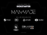 Yerli VR Oyunu ManMade Fragmanı Yayınlandı