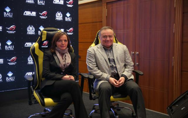 ASUS ve BAÜ e Spor Ortaklığı Yapıyor