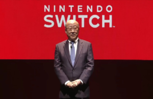 Nintendo, 2018 Hedeflerini Belirledi
