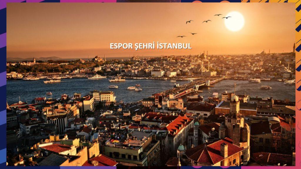 espor şehri istanbul