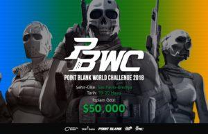 2018 Point Blank World Challenge Detayları Belli Oldu!