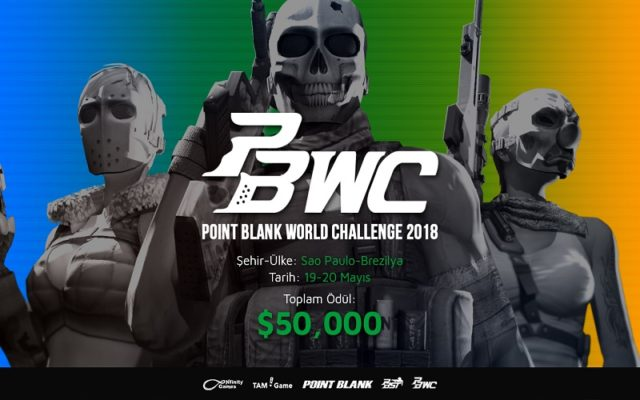 2018 Point Blank World Challenge Detayları Belli Oldu!