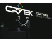Crytek CEO'su Cevat Yerli Görevini Bıraktı