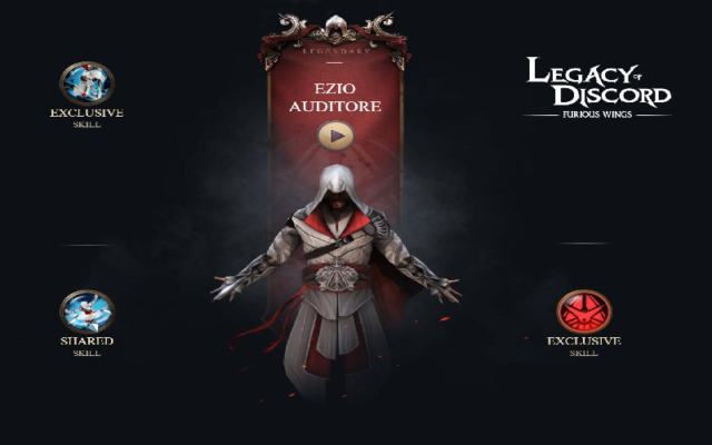 Efsanevi Assassin's Creed Karakterleri Legacy Of Discord'da!