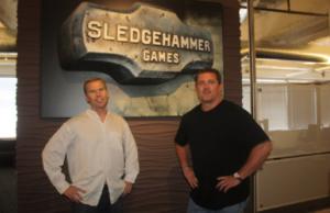 Sledgehammer Gamesde Ayrılık
