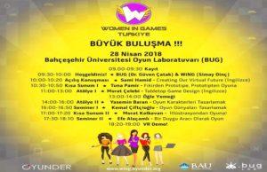 Women in Games Türkiye Üyeleri Buluşuyor!