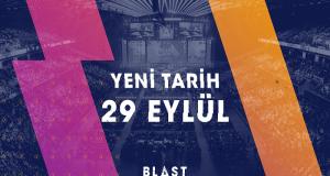 BLAST Pro Series İstanbul İçin Yeni Tarih Onaylandı