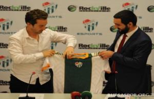 Bursaspordan Espor Açıklaması