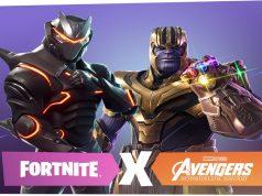 Epic Games - Marvel İşbirliği Thanosu Fortnitea Getirdi