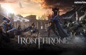 Iron Throne Tüm Dünyada Yayında