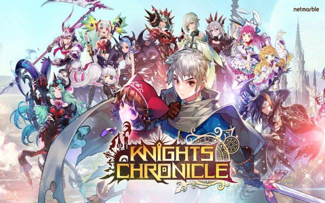 Knights Chronicle Oyunu İçin Ön Kayıtlar Açıldı