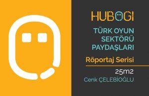 Türk Oyun Sektörü Röportajları - 25 Metrekare Ses Stüdyosu - Cenk Çelebioğlu