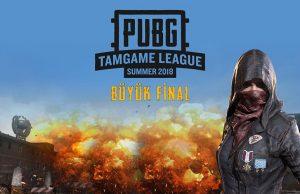 LG PUBG TAM Game Liginde Final 23 Haziranda Volkswagen Arenada