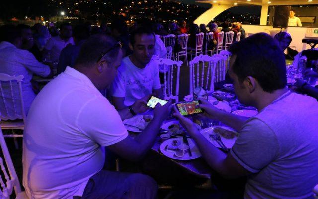 Lords Mobile Oyuncularıyla İftar Yemeğinde Buluştu
