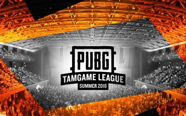 TAMGAME League Summer 2018 Finale Koşuyor
