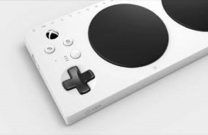Xboxdan Engelli Oyuncular İçin Özel Kontrolcü Tasarımı