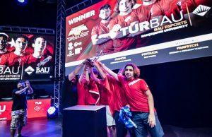 BAU Esports Takımı Şampiyon