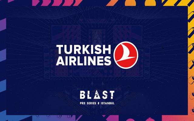 BLAST Pro Series Istanbulun Ulaşım Partneri Türk Hava Yolları Oldu