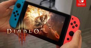 Diablo 3'ün Nintendo Switch'te Olacağı Resmen Açıklandı